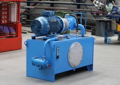 Centrales para producción de baterías