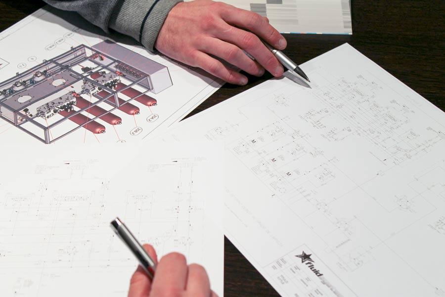 Diseño, fabricación y puesta en marcha